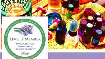 1) Aromatherapy Consultation
